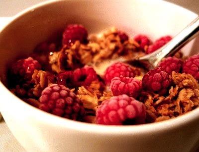 Raspberry, Cereal