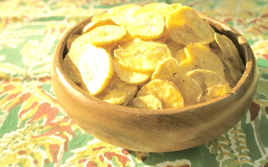 Plantain Chips (by jeremish)