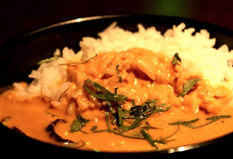 Red Curry (by Taylor McConnell)