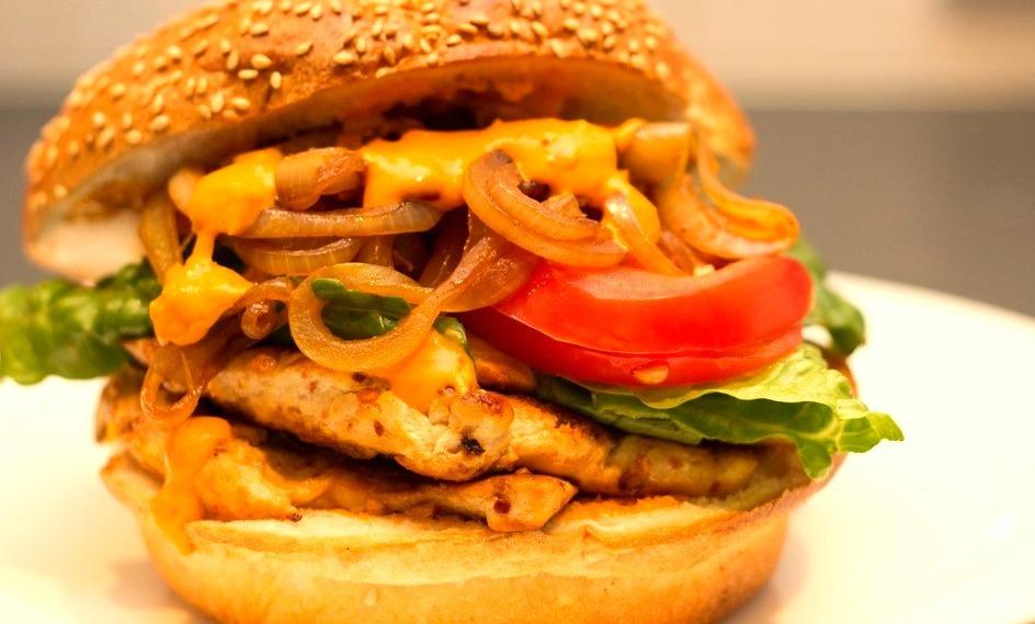 Frango Burger (by kpra1)