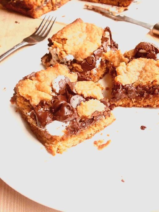 Recipe: Nutella S'mores Bars