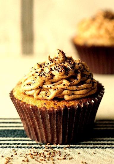 Cupcake, Chocolate