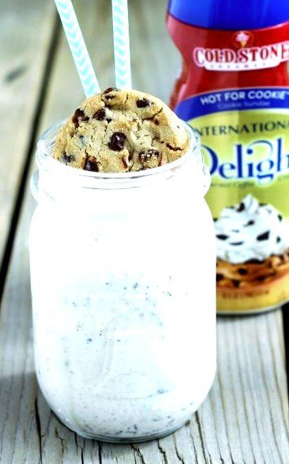Recipe: Chocolate Chip Cookie Milkshake