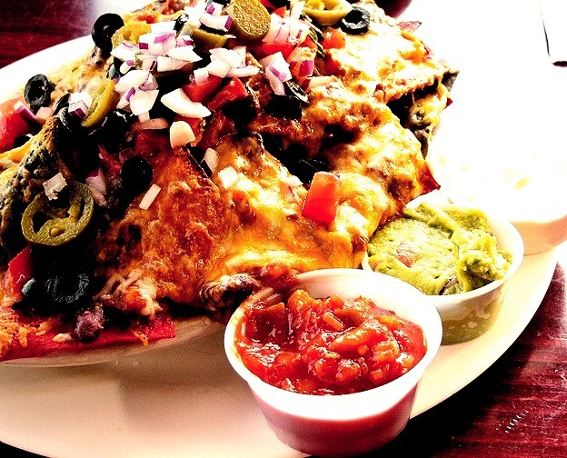 The Station Nachos by wEnDy on Flickr.