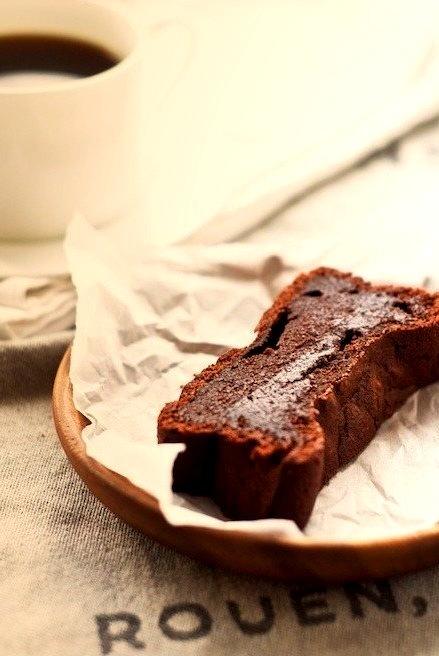 A Simple Chocolate Cake